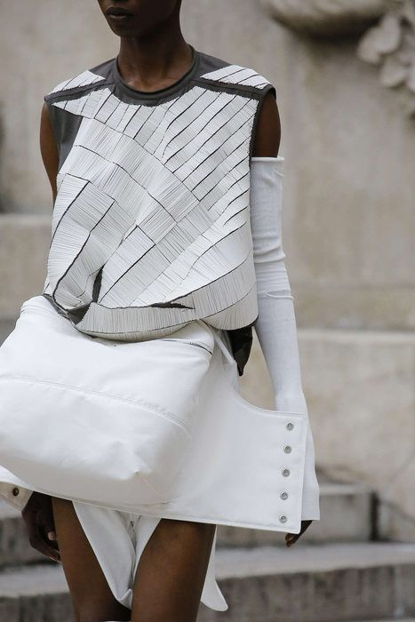 Rick Owens, Primavera/Verano 2018, París, Womenswear