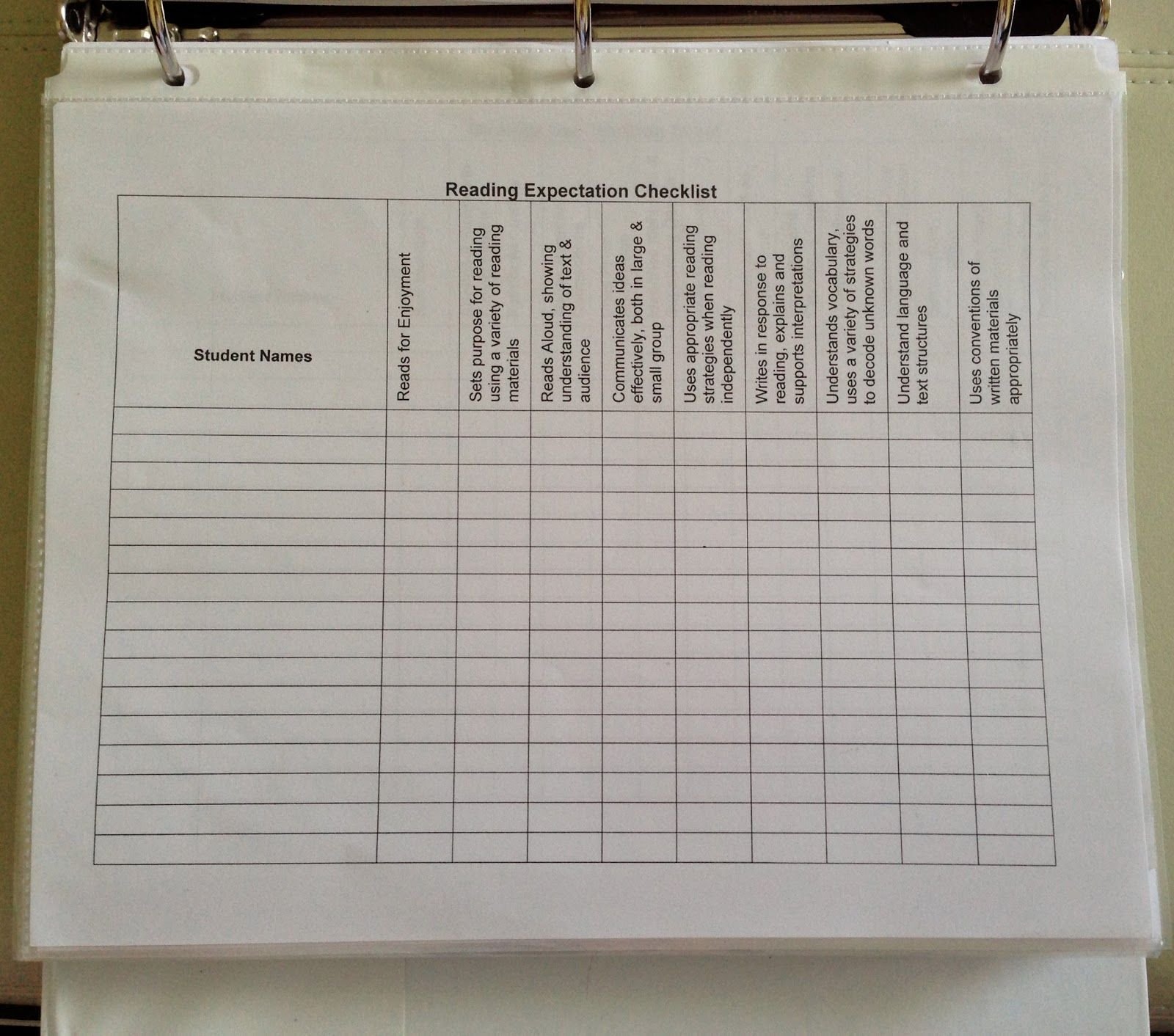 A Teacher S Treasure Guided Reading Amp Formal Observation