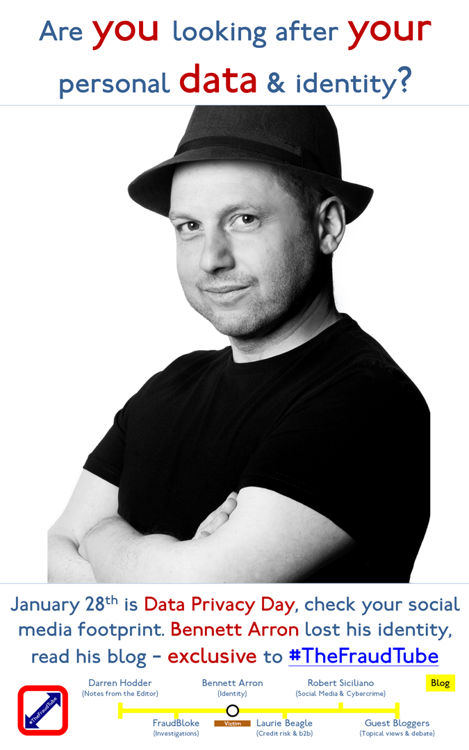 Happy, erm, #DataPrivacyDay. Now, go protect all the lovely data. Also, check your own social media footprint. #PrivacyAware