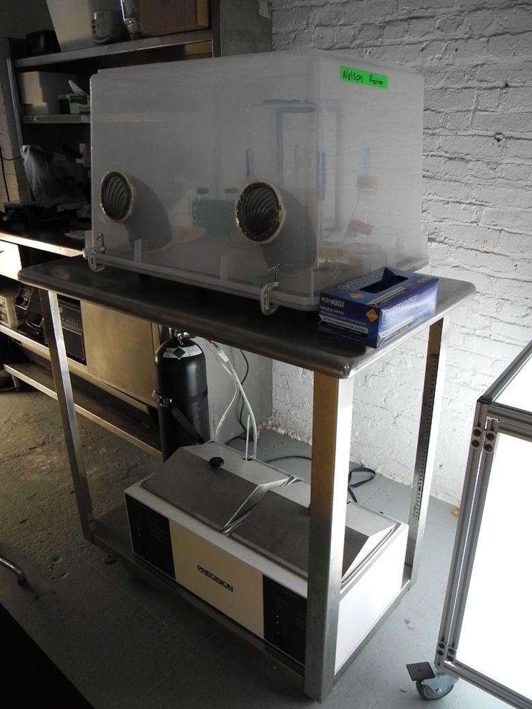 Diy anaerobic chamber aka glove box diy science