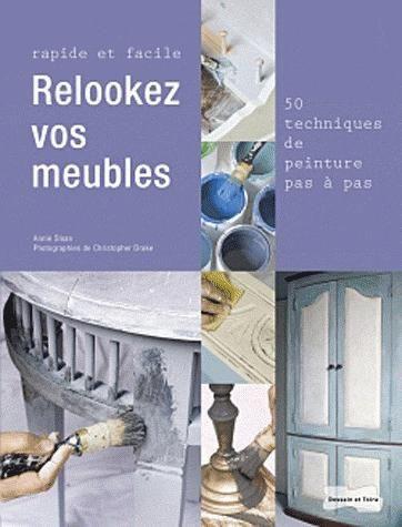 Relooker vos meubles Annie Sloan, Christopher Drake Livre Cultura - relooker un meuble en pin
