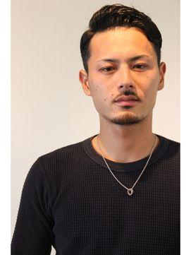 メンズヘアスタイル 【ポマード...