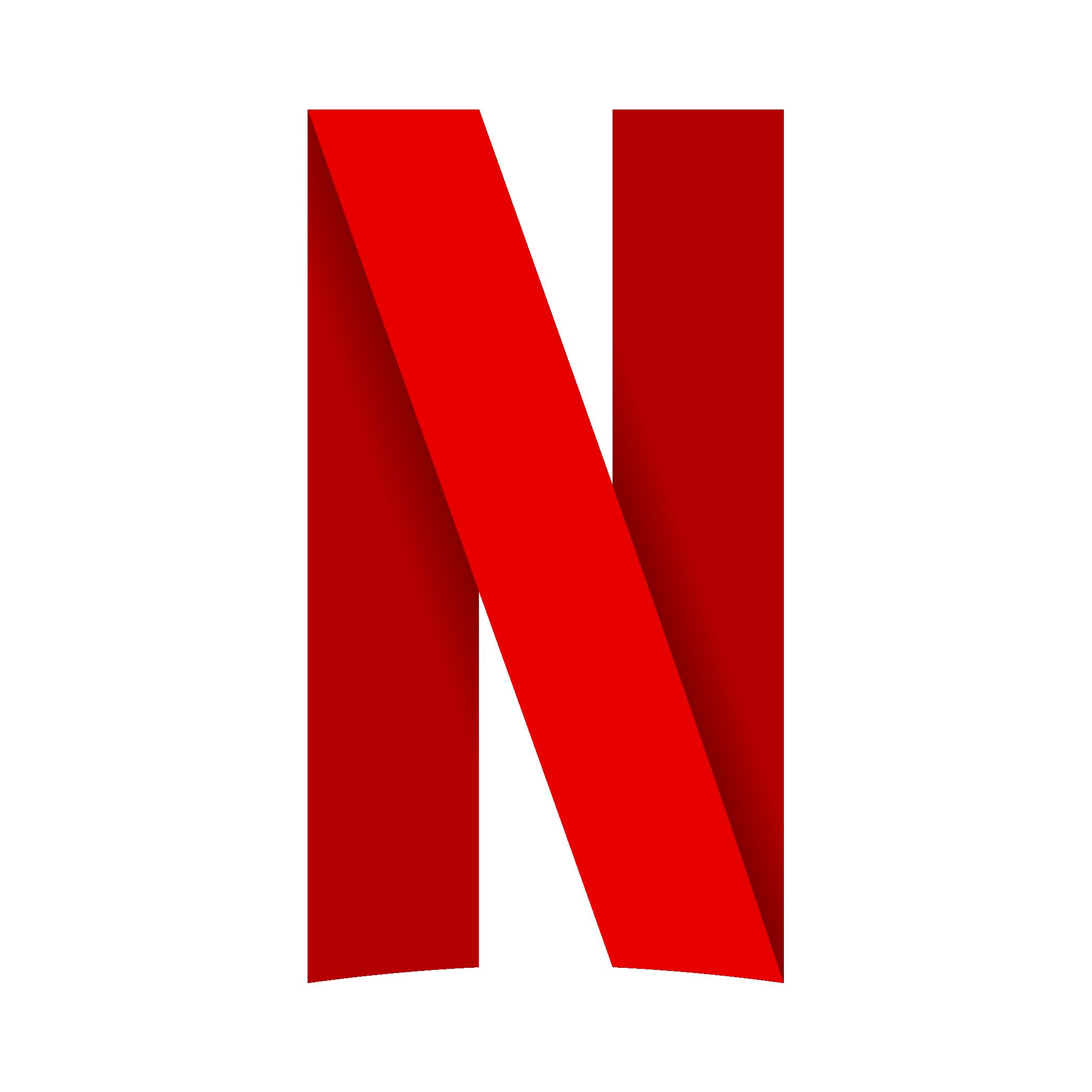 Icône Netflix HD⎪Vector illustrator (ai.) Disenos de unas