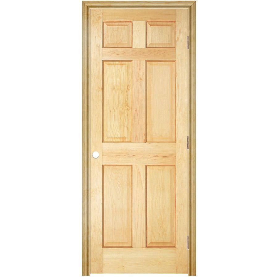 Masonite Null At Lowes Com Prehung Interior Doors Reliabilt Doors Interior