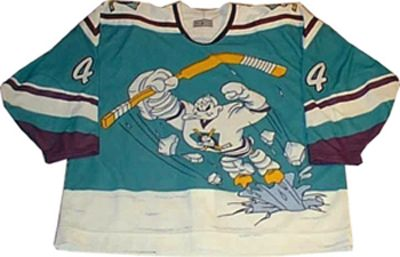 This is a full history of the Anaheim Ducks Jerseys. - CoolHockey ... b9c420f3d