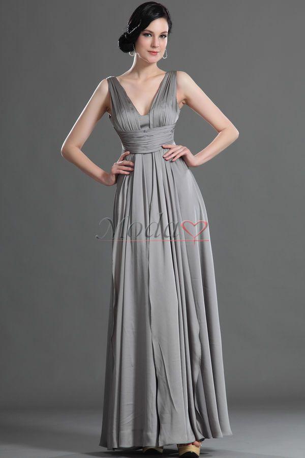 Accesorios para vestidos de noche con escote