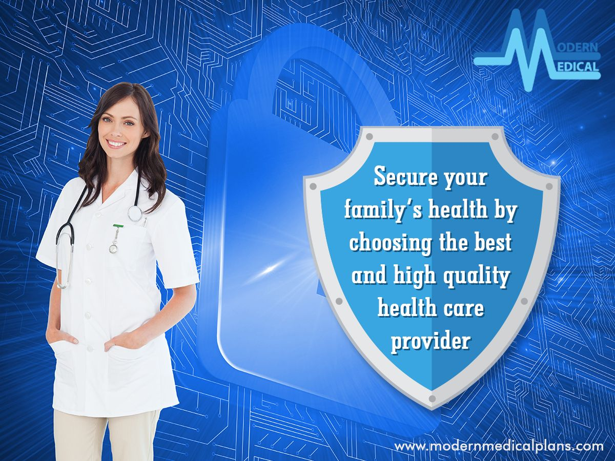 Secure Your Family S Health By Choosing The Best And High Quality