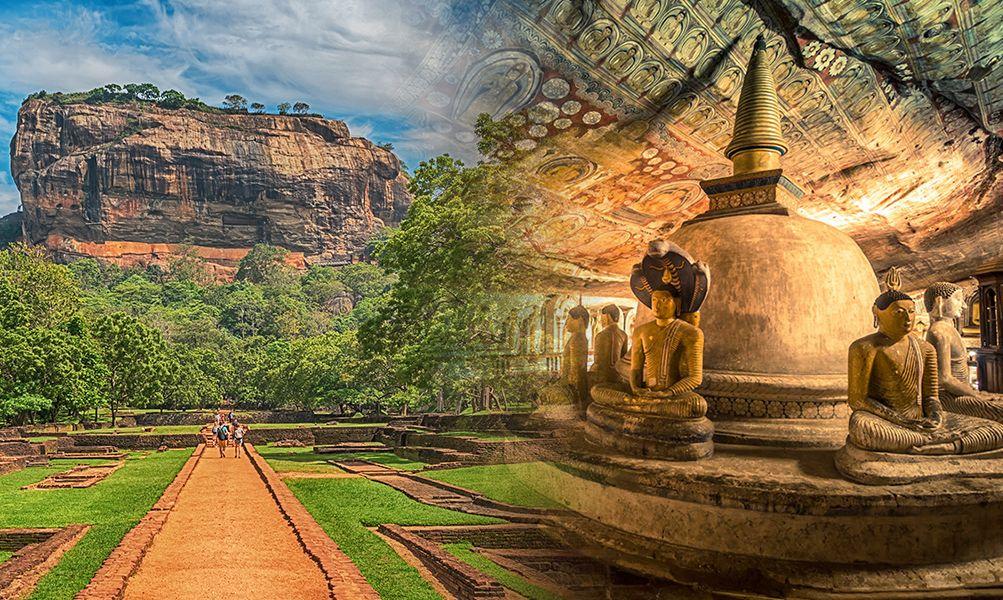 Sigiriya Dambulla To Be Made A Tourist Zone Travel Voice