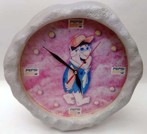 8b10bf46d62a Los Picapiedra The Flintstones Reloj Pepsi Sonrics Cine en venta en  Ecatepec de Morelos Estado De