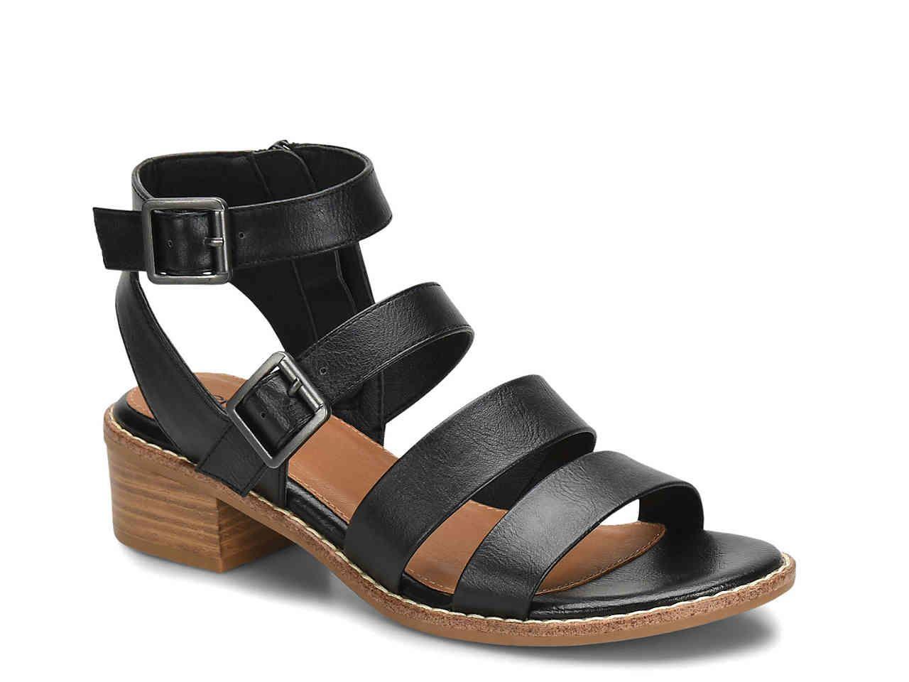 Eurosoft Briar Sandal Women S Shoes Dsw Womens Sandals Sandals Womens Low Heels