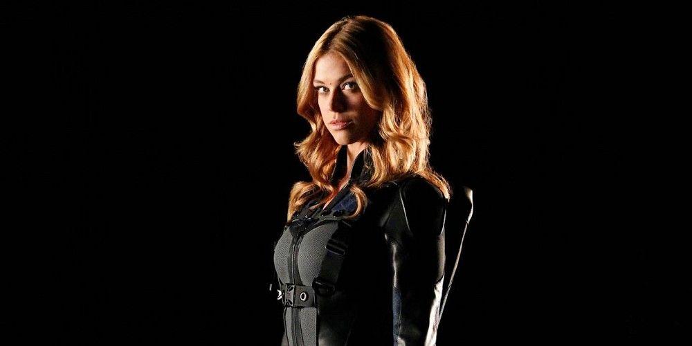 Agents of SHIELD Adrianne Palicki Mockingbird Agents of SHIELD's Adrianne Palicki Joins New Seth MacFarlane Series