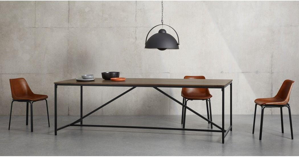 Lomond 10 Seat Extra Large Dining Table Mango Wood Extra Large