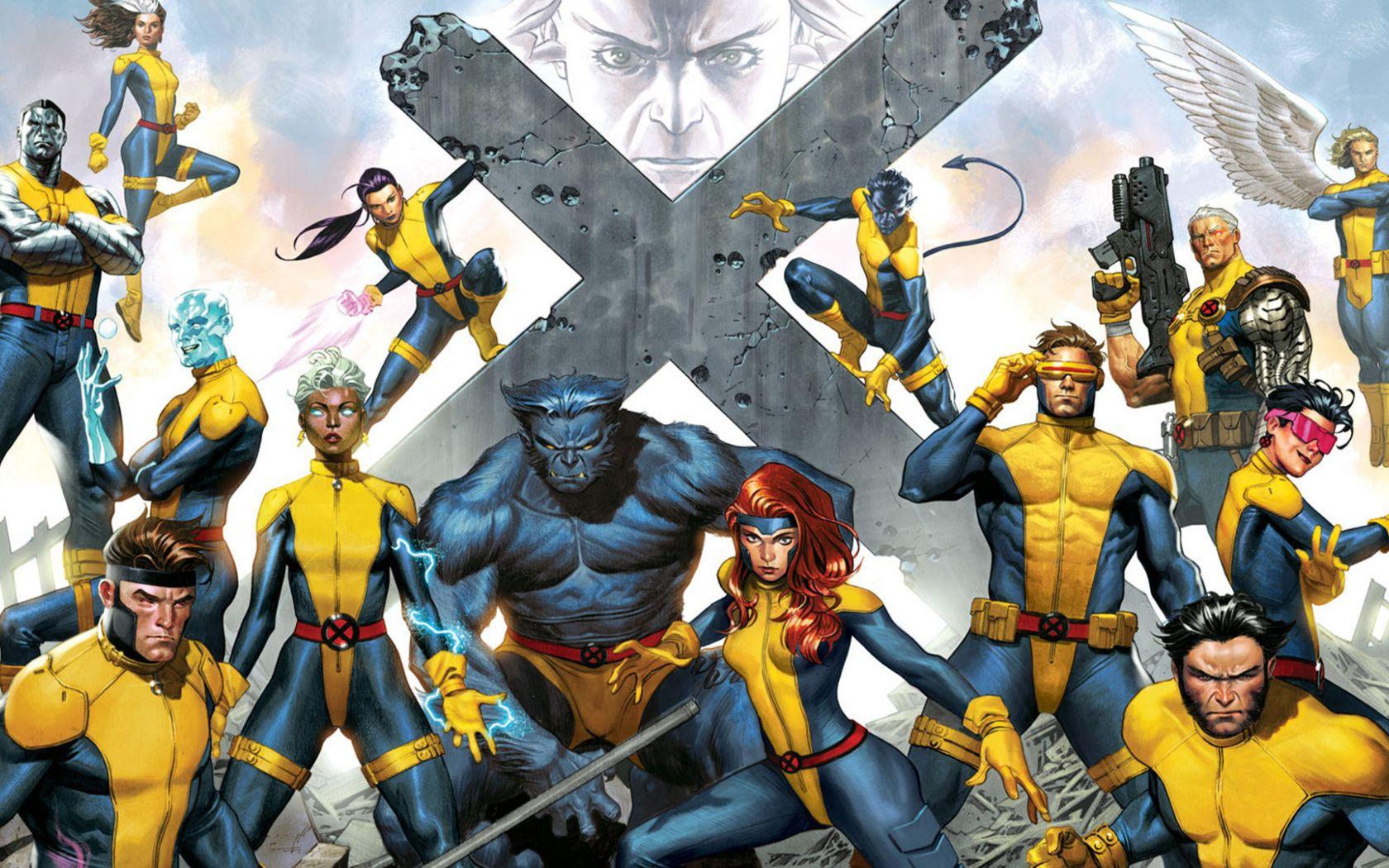 1680x1050 X Men Superheroes Art Wallpaper Xmen Comics Marvel Comics Art Comic Art
