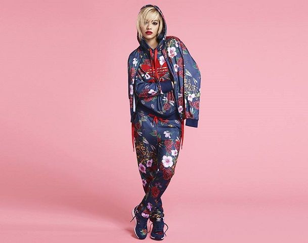 Adidas Originals x Rita Ora, collection « Roses Pack » | I