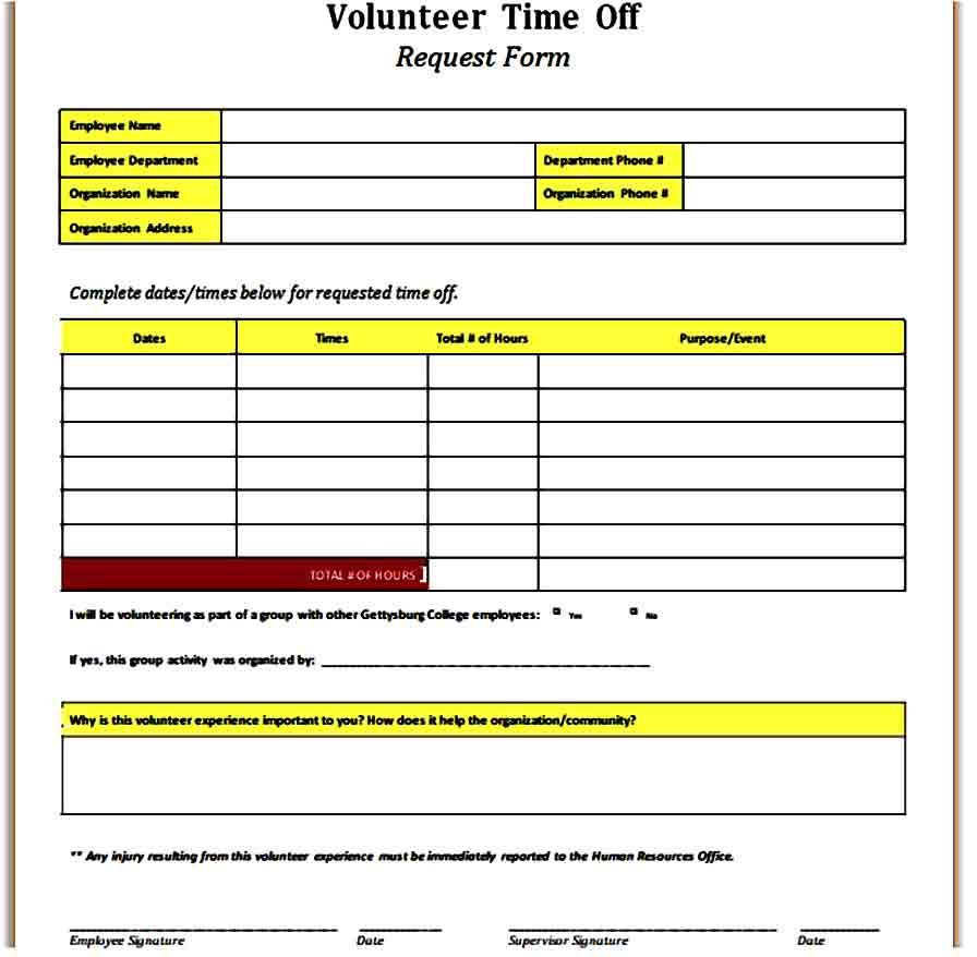 Pto Request Form Template Unique Time F Request Form Template Microsoft Time Off Request Form Doctors Note Template Rental Agreement Templates