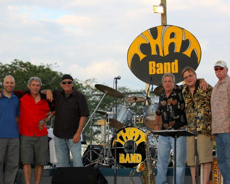 Check out THAT BAND on ReverbNation--This is the band that my cousin Kevin is in...great music...he writes a lot of the music...Enjoy!