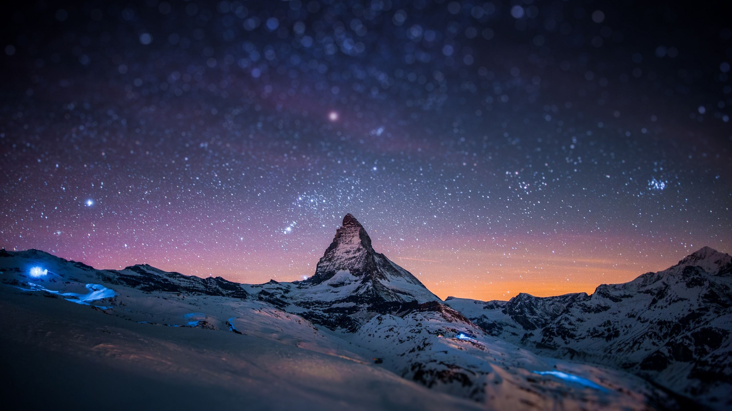 Imac Wallpapers. | Art: phone backgrounds in 2019 | Mountain wallpaper, Starry night sky, Travel