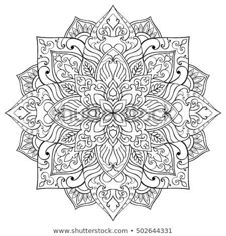 Pin Di Valentina Su Trame Da Colorare Mandala Colori Design