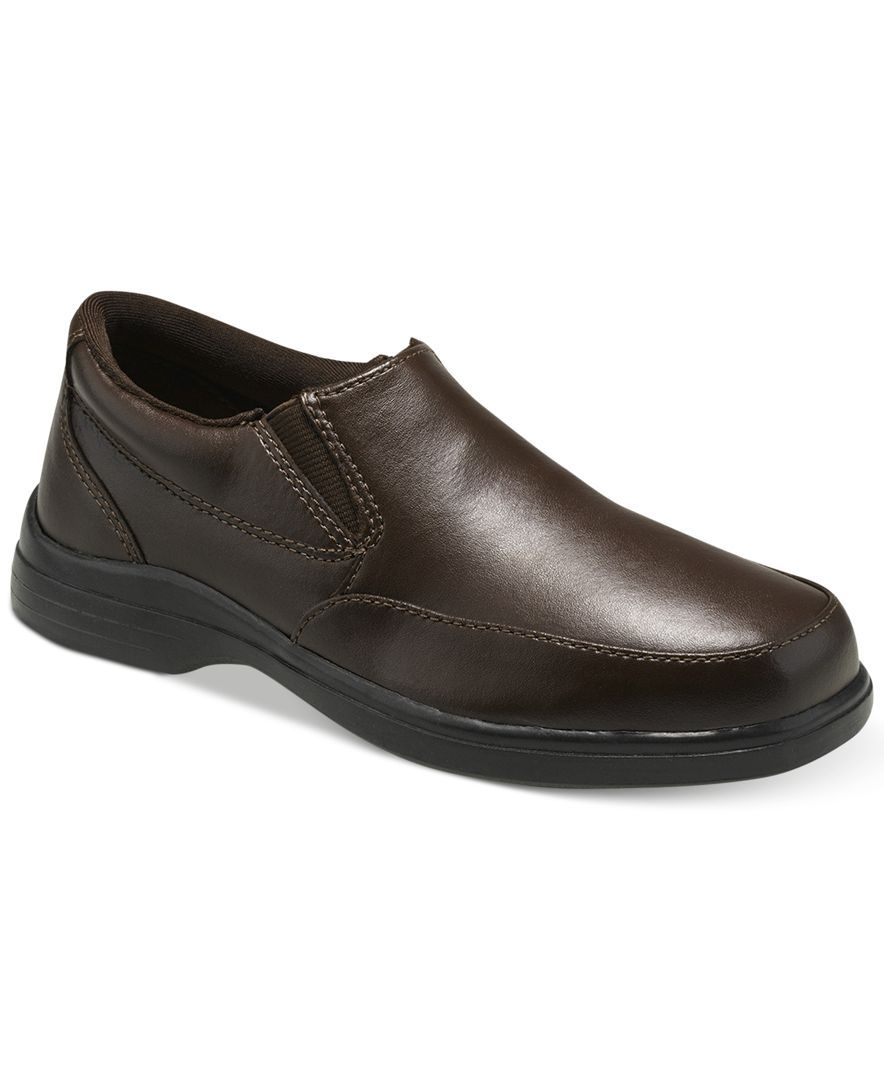 Hush Puppies Little Boys' or Toddler Boys' Shane Shoes