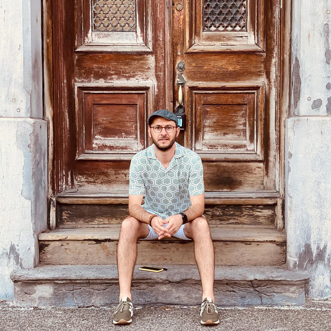 """""""I feel very adventurous. There are so many doors to be opened, and I'm not afraid to look behind them."""" #montréal #quebec #me #door #authenticity #art #travel #tourism #canada #canadian #green #history #northamerica #syria #mtl #toronto #mtlmoments #al #laval #vancouver #mtlblog #love #ottawa #montrealcity #photography #shotoniphone #montreallife #fashion #montreality"""