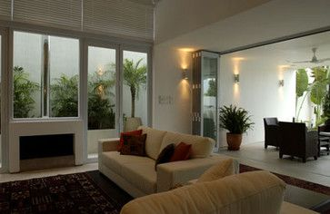 """""""fireplace Under Window"""" Design Ideas, Pictures, Remodel and Decor"""