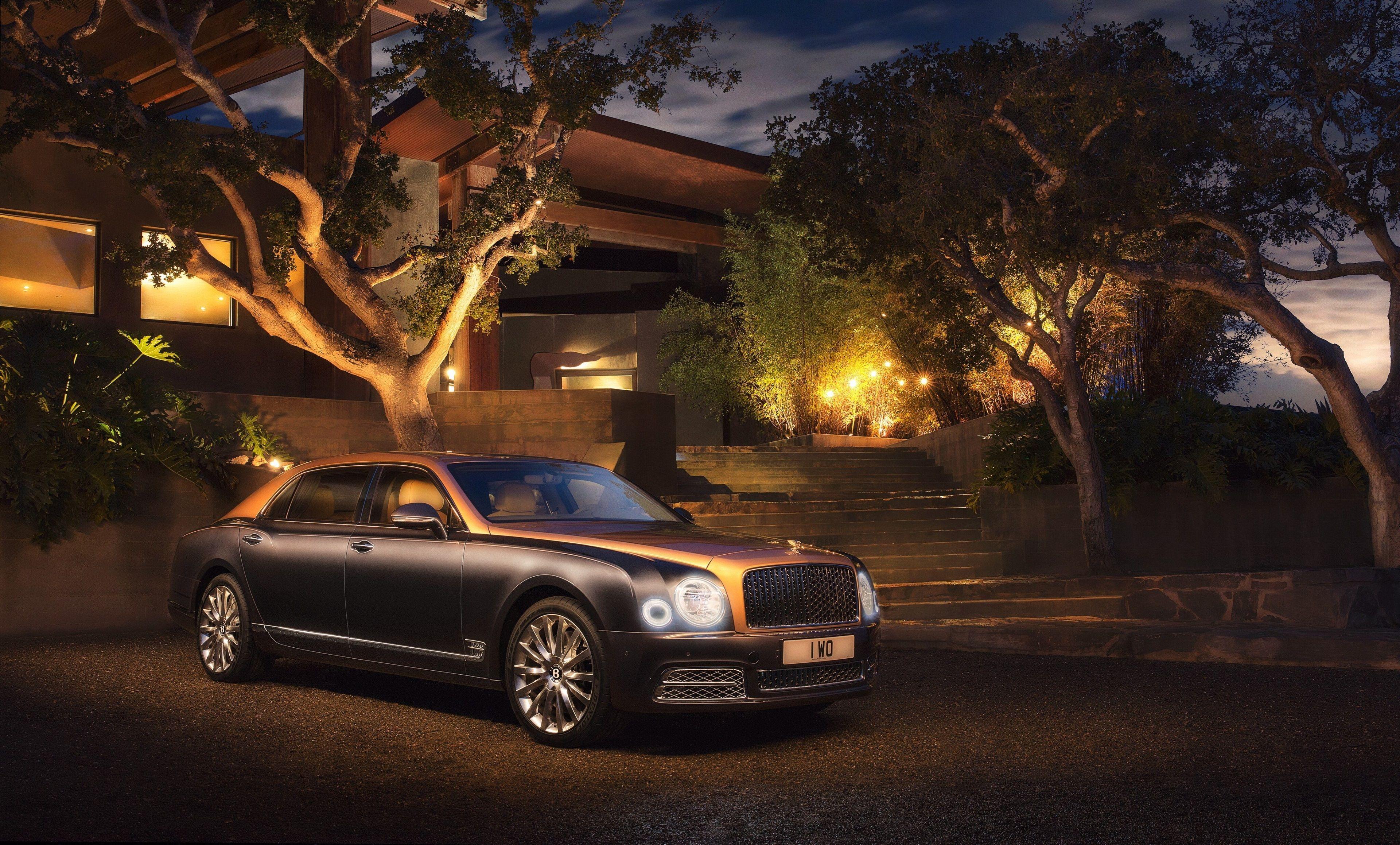 3840x2317 Bentley Mulsanne Extended Wheelbase 4k Hd High Quality