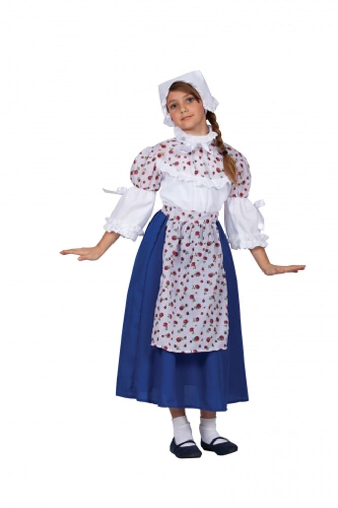 Nice Costumes Colonial Girl Costume just added Halloween 2017