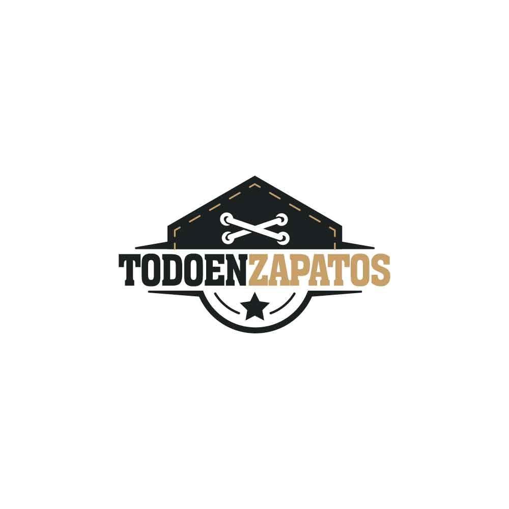 Logotipo Desarrollado Para Tienda Online De Zapatos Con Imagenes