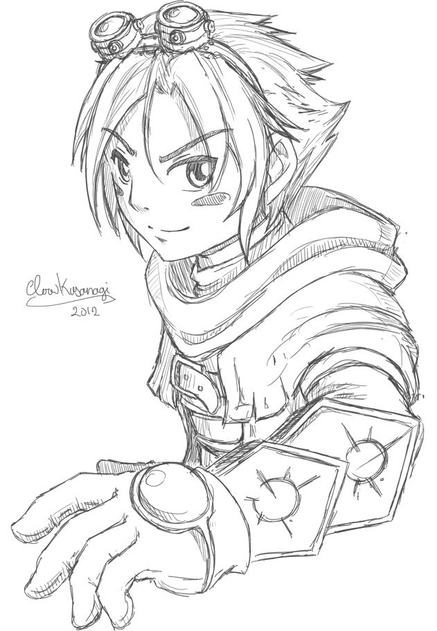 Ezreal Lol Sketch By Clowkusanagi On Deviantart League Of Legends Art Deviantart Want to discover art related to kda_ahri_league_of_legends? ezreal lol sketch by clowkusanagi on