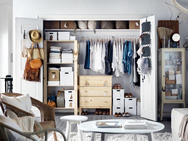 Dressing  quelles configurations possibles ? Armoires, Logement - Bricolage A La Maison