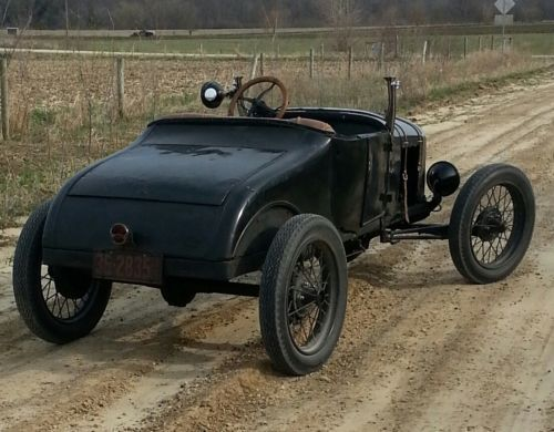 1926 Ford Model T Roadster Period Correct Hop Up Prewar Jalopy All