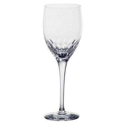 Orrefors Prelude 11 Oz Crystal Stemmed Wine Glass Wine Glass Wine Glass Set Crystal Glassware