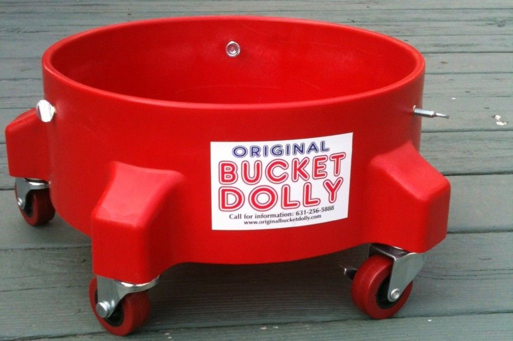 The Original Bucket Dolly 5 Gallon Bucket Five Gallon Bucket 5