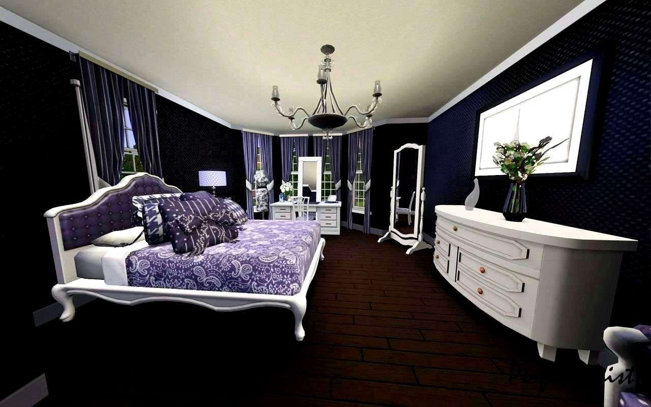 Inspirational Purple Bed room Designs & Concepts | Purple ...