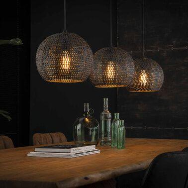 Hanglampen Lampen In Woonkamer Hanglamp Eettafel Verlichting