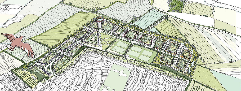 Re Imagining The Garden City Biomatrix City Design Design