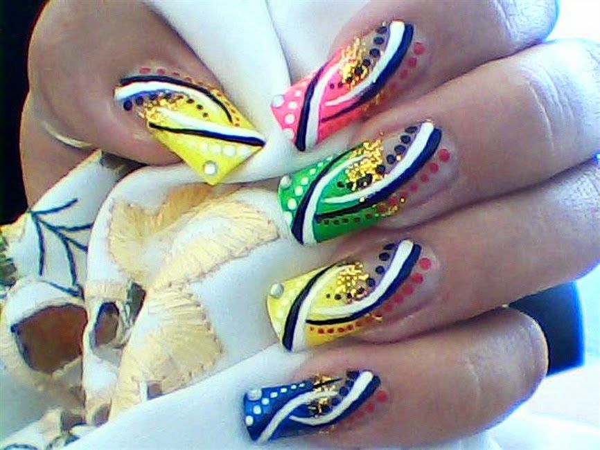 Images On Nail Art.For Easy Nail Art Video Tutorial You Can Visit ...