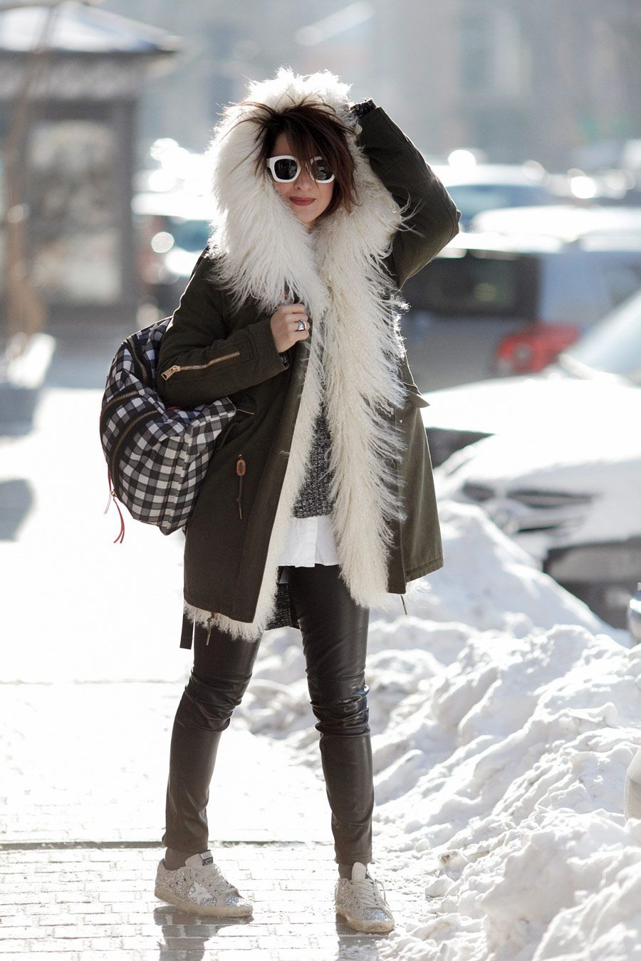cold weather outfit, winter outfits, cold winter outfits ...