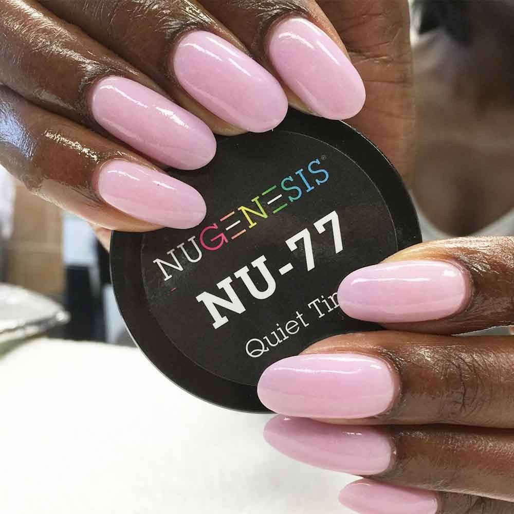Nu 77quiet Time Nail Dipping Powder This Product Is For Nail