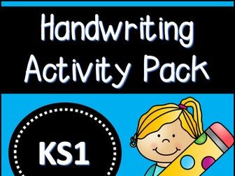 handwriting activity pack a z pre cursive for eyfs ks1 teaching resources tes resources. Black Bedroom Furniture Sets. Home Design Ideas