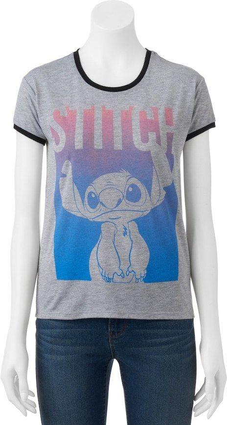 eb6bc8867688 Disney Disney's Lilo & Stitch Ringer Graphic Tee | disney other ...