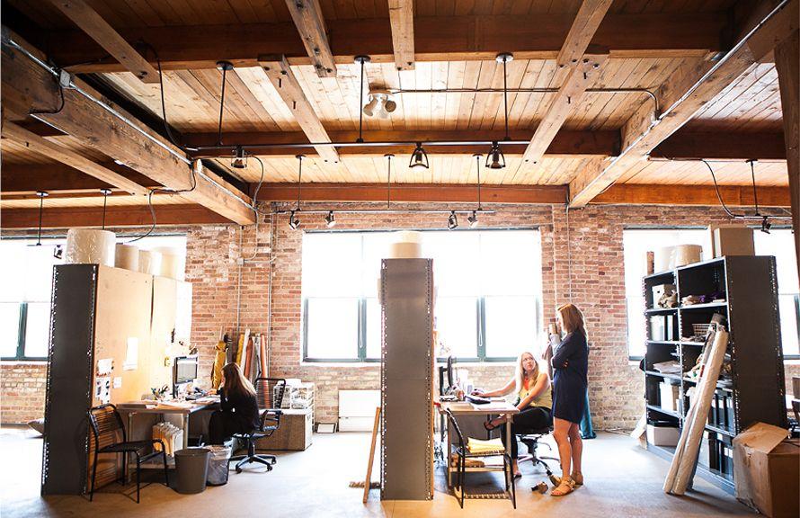 In The Design Studio Of Nate Berkus Associates With Sasha Adler And Lauren  Buxbaum