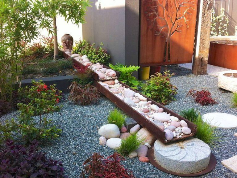 Vegetable Zen Garden Ideas 24 Small japanese garden