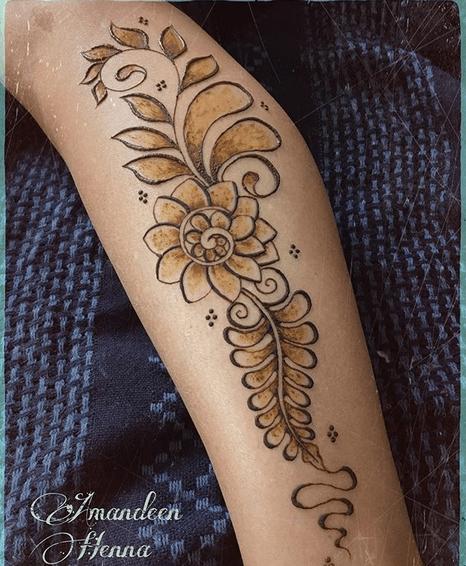 Best Leg Mehndi Designs Our Top 30 Henna Designs For Legs Mehndi