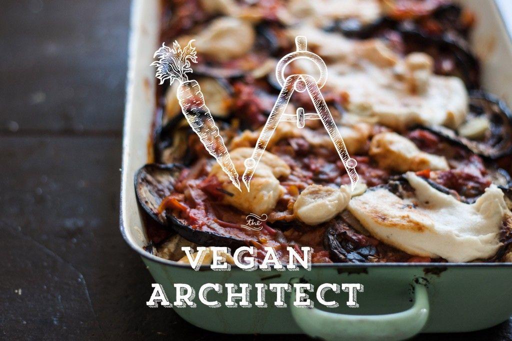Vegan melanzane alla parmigiana, vegan cheese DIY