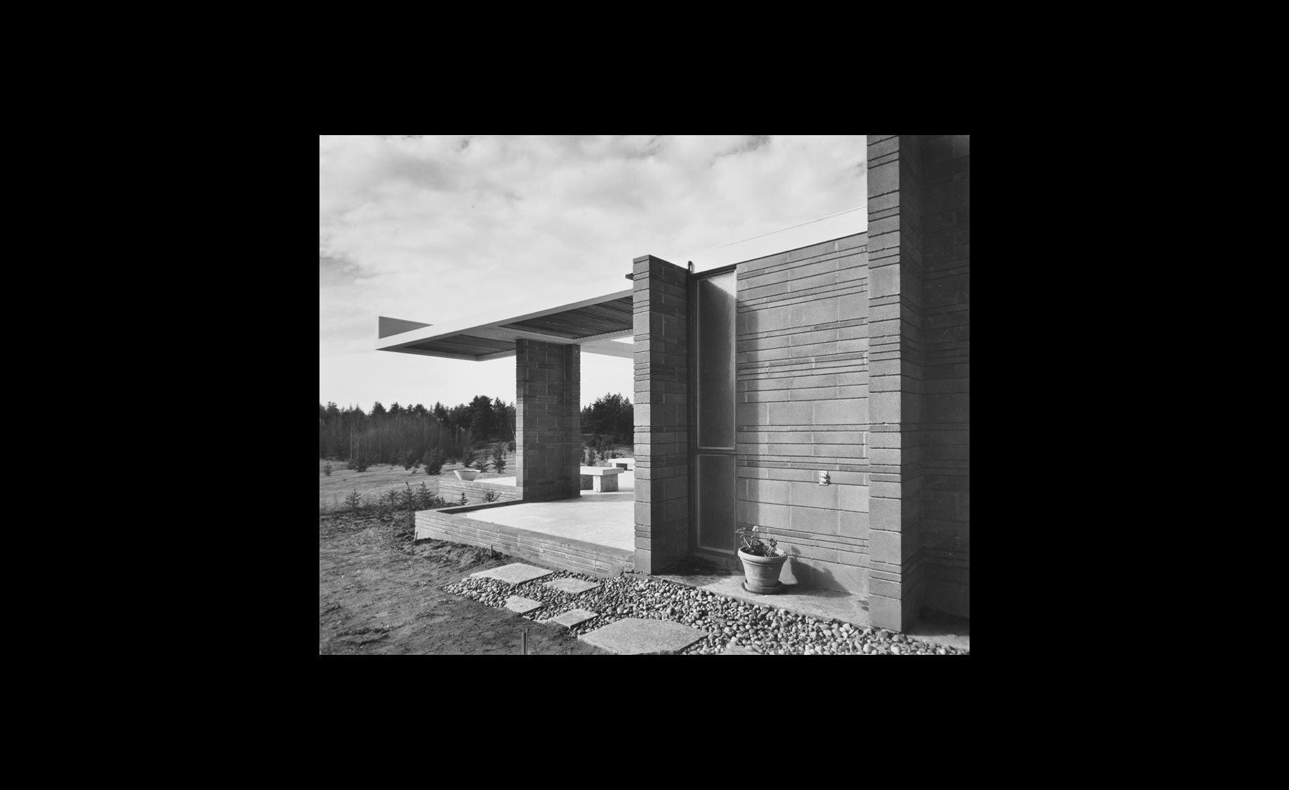 Arthur Erickson dydehouse 1 in 2020 Erickson