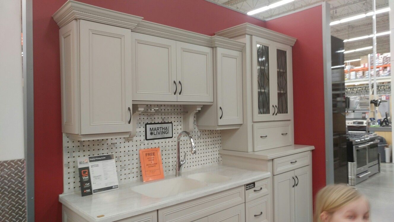 Best Martha Stewart Living Landover Style Cabinets Finish 640 x 480