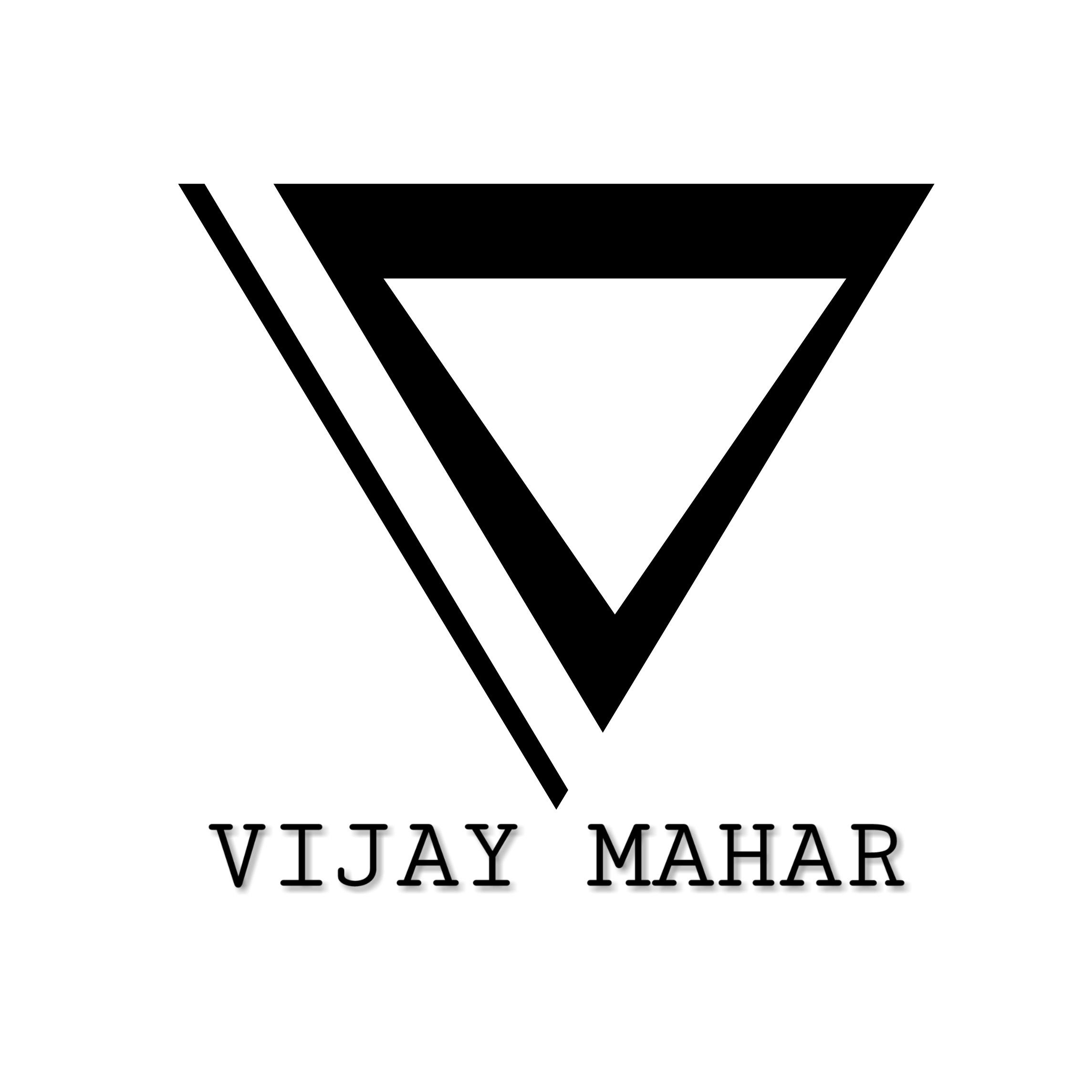 Vijay Mahar Logo Freetoedit Remixit In 2020 Photoshop Logo Photography Name Logo Background Images Wallpapers
