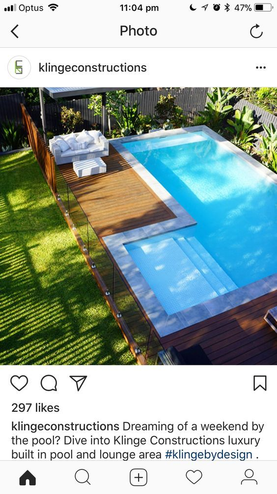 Pin By Cassandra Roach On Pool Designs In 2019 Backyard Pool Designs Swimming Pools Garden Pool