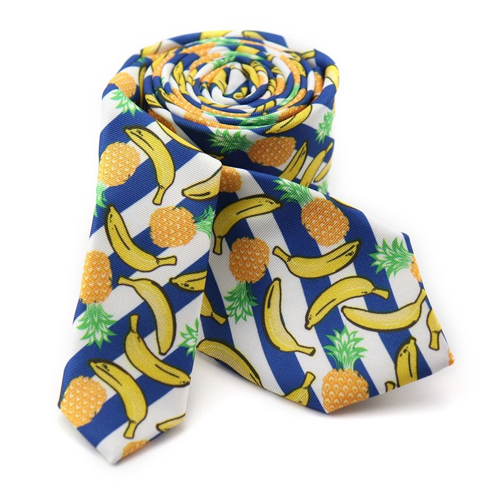 Xinlineckwear Cheap Colorful Funny Fruits Patterns Mens Party Handmade 100% Polyester Printed Necktie . . . . #neckland #xinlineckwear #corbatas #gravata #gravatas #business #tie #ties #neckties #manufacturer #factory #highquality #male #mens #man #men #handmade #accessories #accessory #fashionable #custom #printingtie #corbata #krawatte #bespoke #stropdas #navytie #mentie #printtie #colorfultie